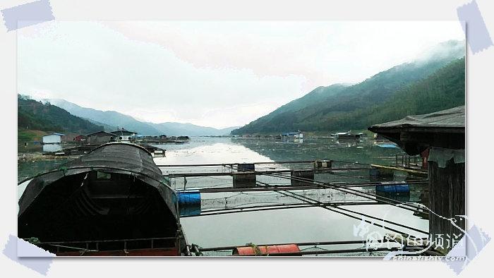 2017年7月14-18日万峰湖......