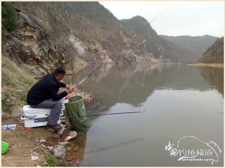 环保出钓鱼获多