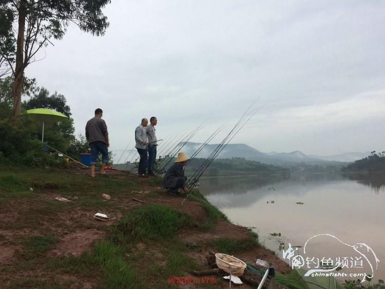 东河20170708――顶风冒雨