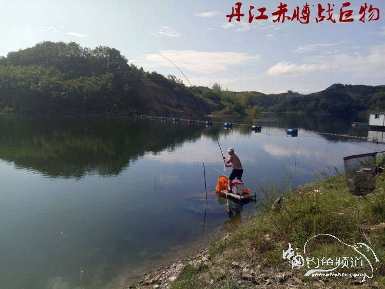 丹江赤膊战巨物